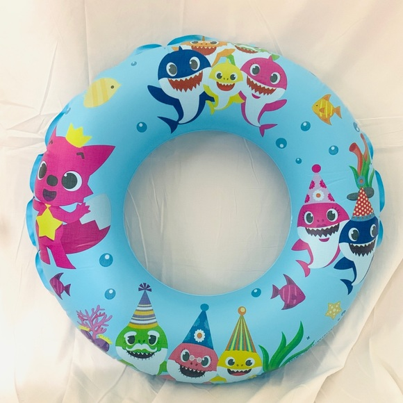 Other - Baby Shark Swimming Ring Floats